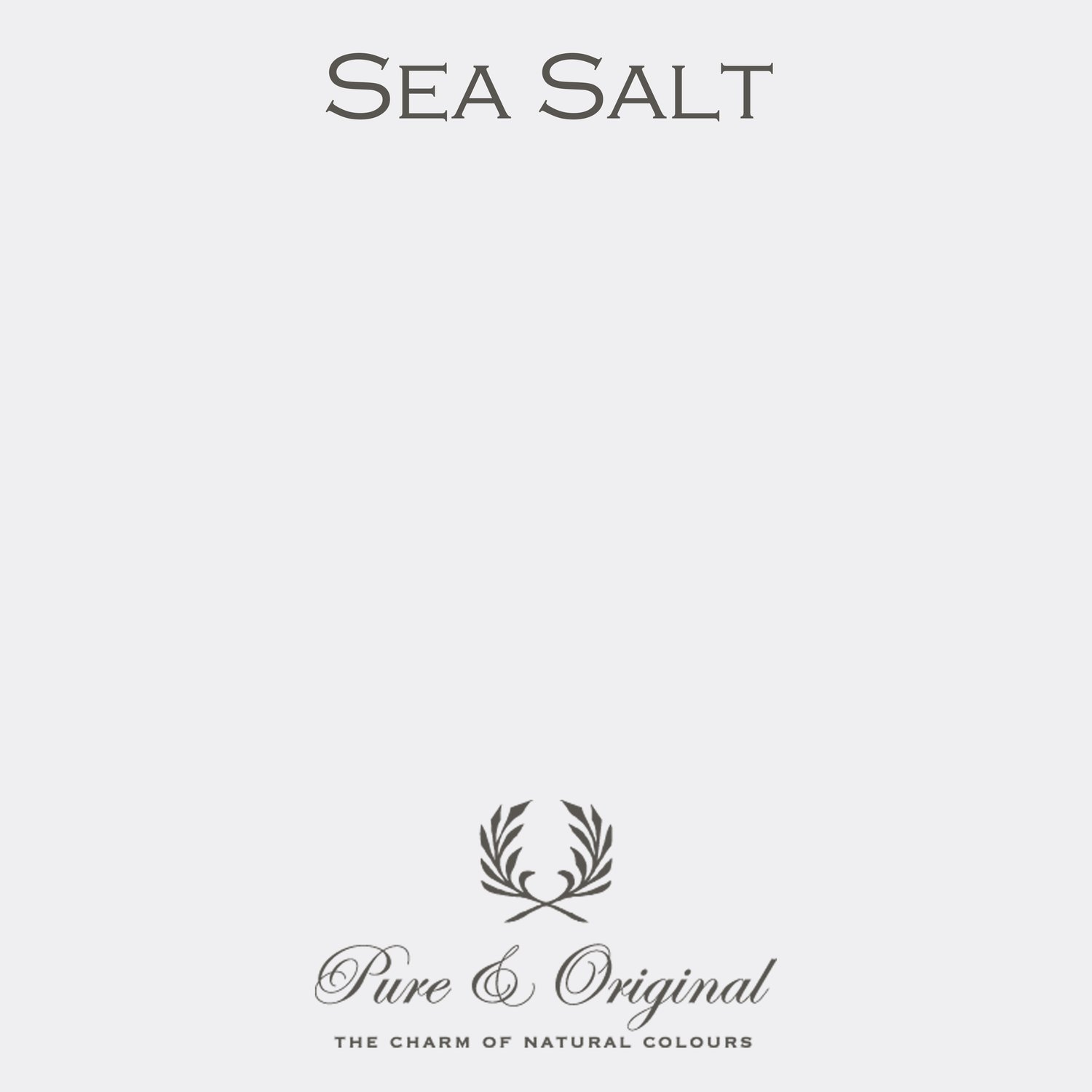 Sea Salt Pure and Original | Peonies and Milk