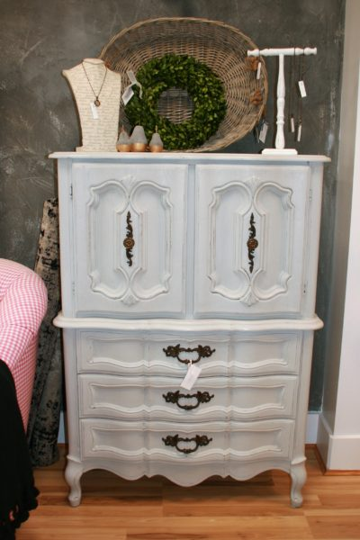 wild garlic tall dresser