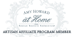 Amy Howard at Home White Logo